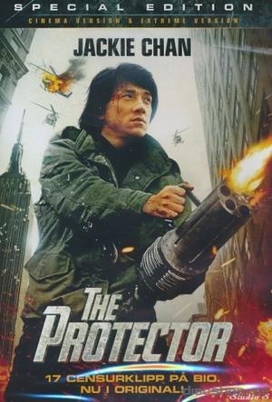 Protector - Mannen utan fruktan poster