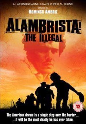 Alambrista poster
