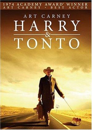 Harry och Tonto poster