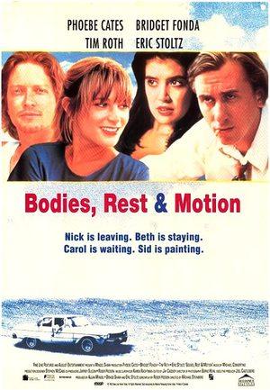 Kroppar, vila och rörelse poster