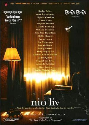Nio liv poster