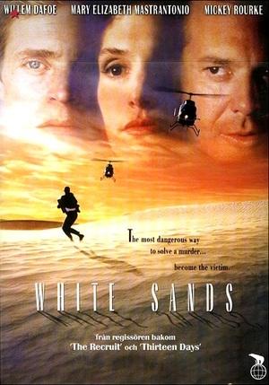 Het sand poster