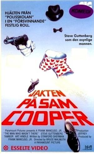 Jakten på Sam Cooper poster