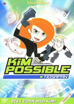 Kim Possible - Tidsapan poster