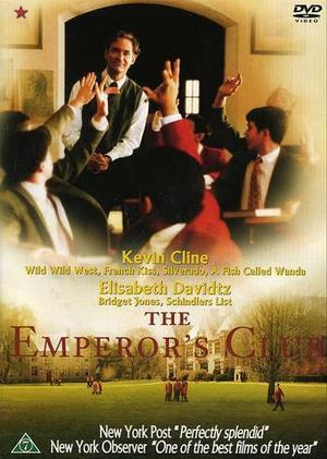Emperor's Club poster