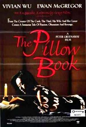 Pillow Book poster