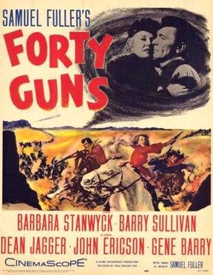 40 pistoler poster