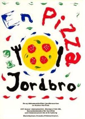 En pizza i Jordbro poster