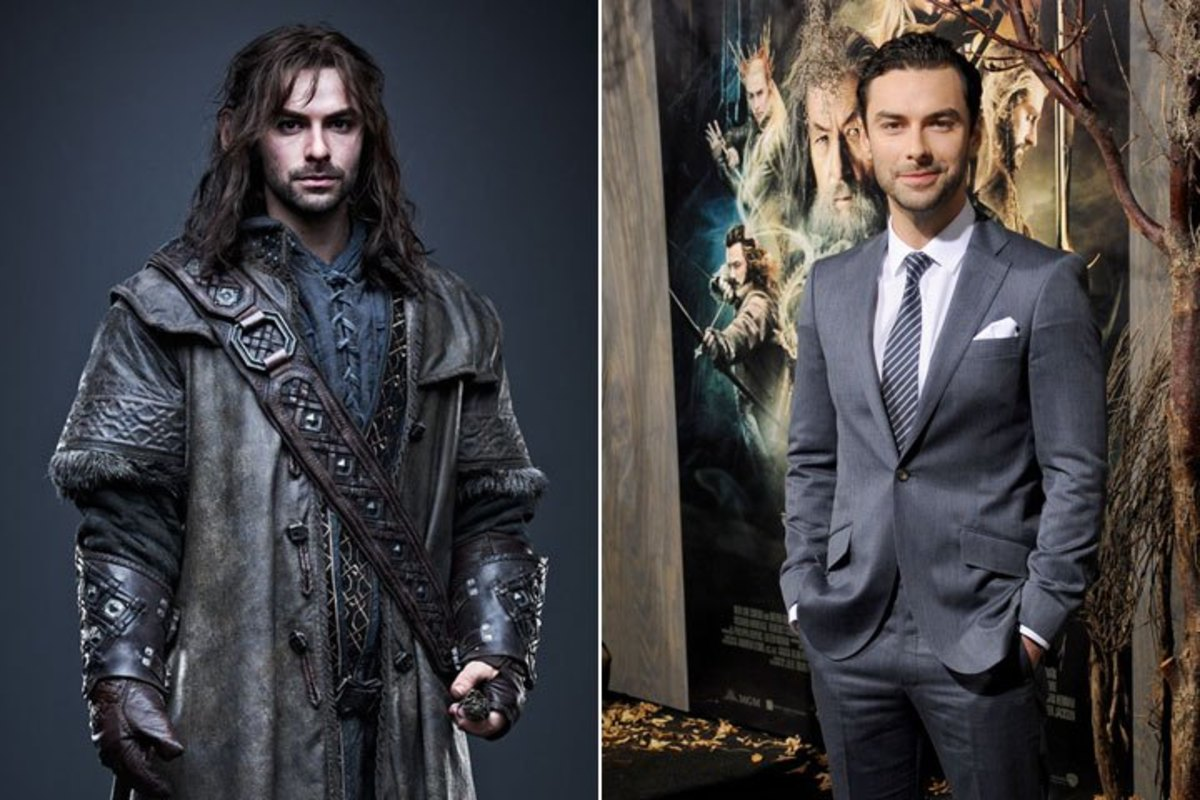 Lord Of The Rings Main Characters Actors