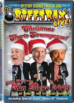 RiffTrax Live: Christmas Shorts-stravaganza! poster