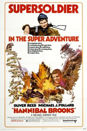 Hannibal Brooks poster