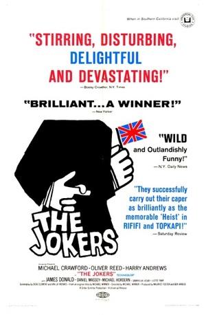 Jokers - Den stora stöten poster