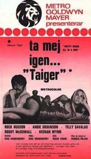 """Ta mej igen...""""Taiger"""" poster"""