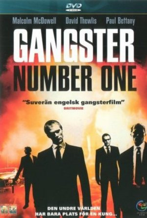 Gangster Number One poster