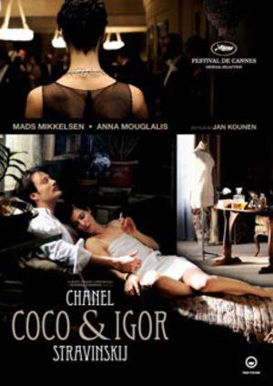 Coco Chanel & Igor Stravinsky poster