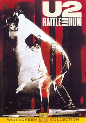 U2 - Rattle and Hum poster