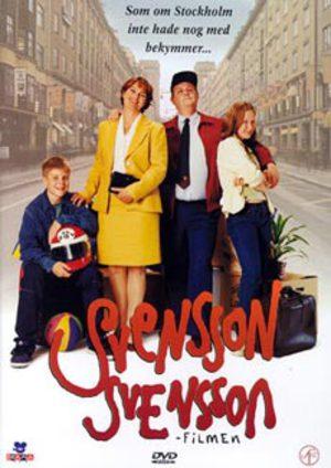 Svensson, Svensson - Filmen poster