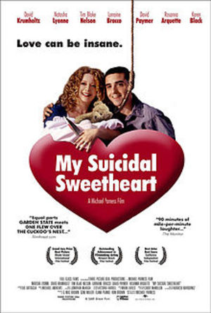 My Suicidal Sweetheart poster