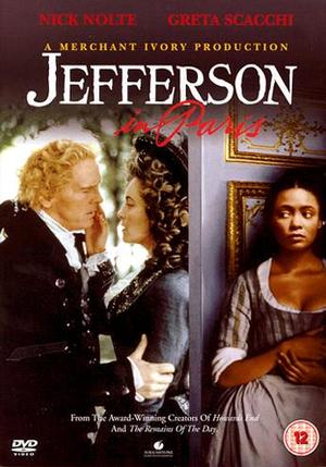 Jefferson i Paris poster