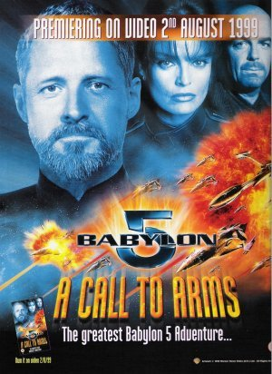 Babylon 5: A Call to Arms poster