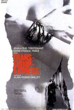 Trans-europ-express poster