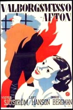 Valborgsmässoafton poster