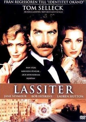 Lassiter - gentlemannatjuv poster
