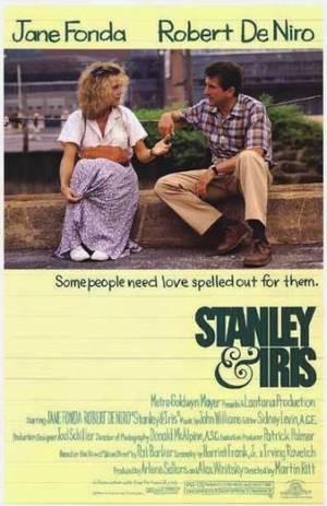 Stanley & Iris poster