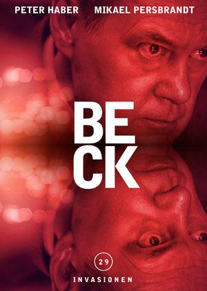 Beck - Invasionen poster
