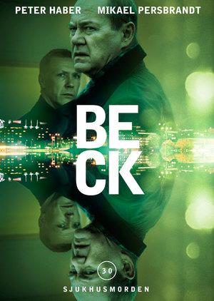 Beck - Sjukhusmorden poster