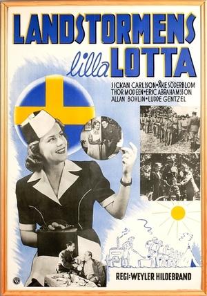 Landstormens lilla Lotta poster