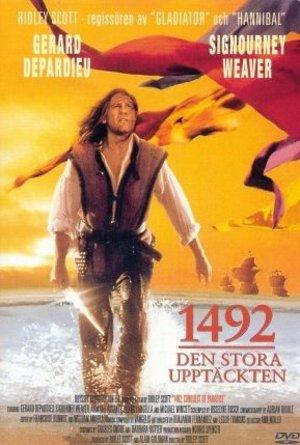 1492 - Den stora upptäckten poster