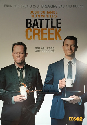Battle Creek poster