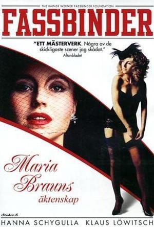 Maria Brauns äktenskap poster