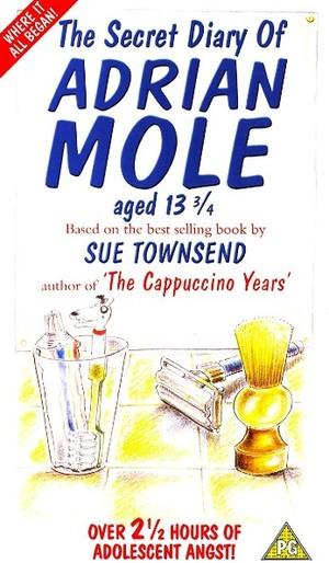 Adrian Moles hemliga dagbok poster