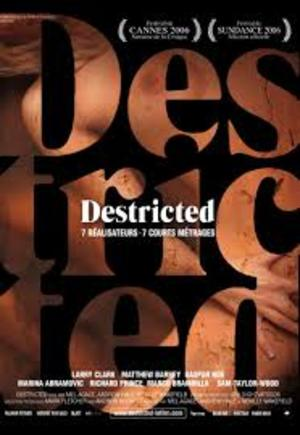 Destricted poster