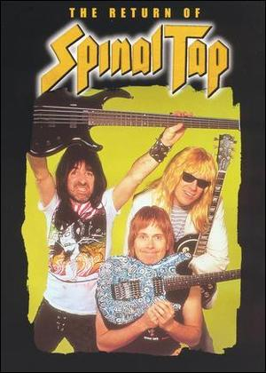 The Return of Spinal Tap poster