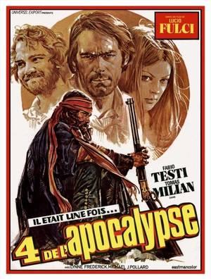 Chaco - Banditen poster