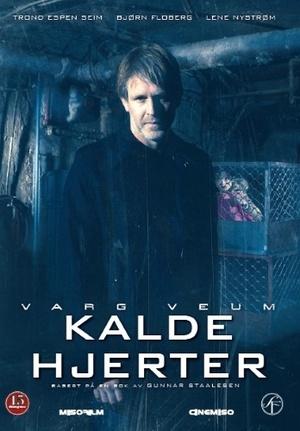 Varg Veum - Kalla hjärtan poster