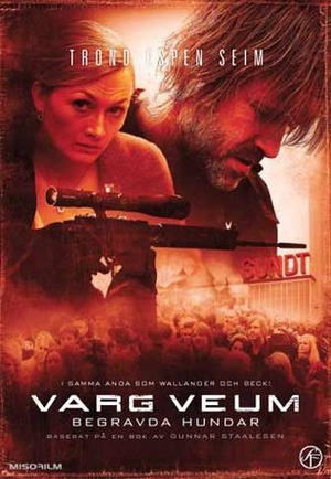 Varg Veum - Begravda hundar poster