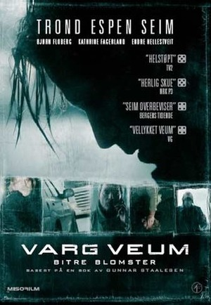 Varg Veum - Bittra blomster poster