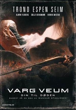 Varg Veum - Din till döden poster