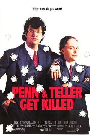 Penn och Teller möter döden poster