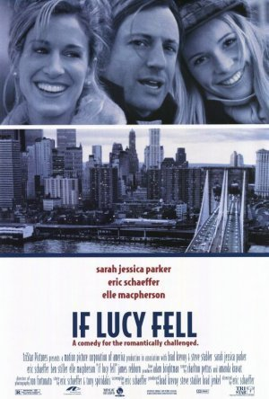 Om Lucy faller poster