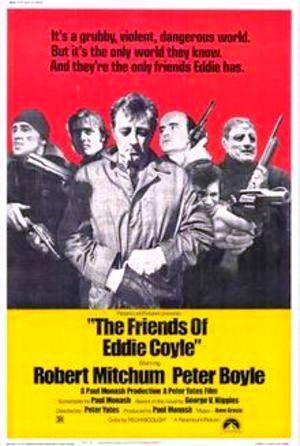 Eddie Coyles kompisar poster