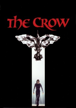 The Crow poster