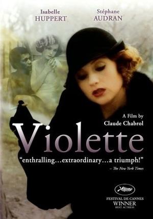 Violette - giftmörderskan poster