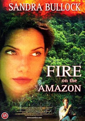 Fire on the Amazon poster
