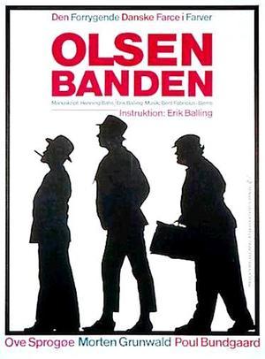 Olsen-ligan poster