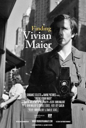 Vivian Maiers okända bildskatt poster